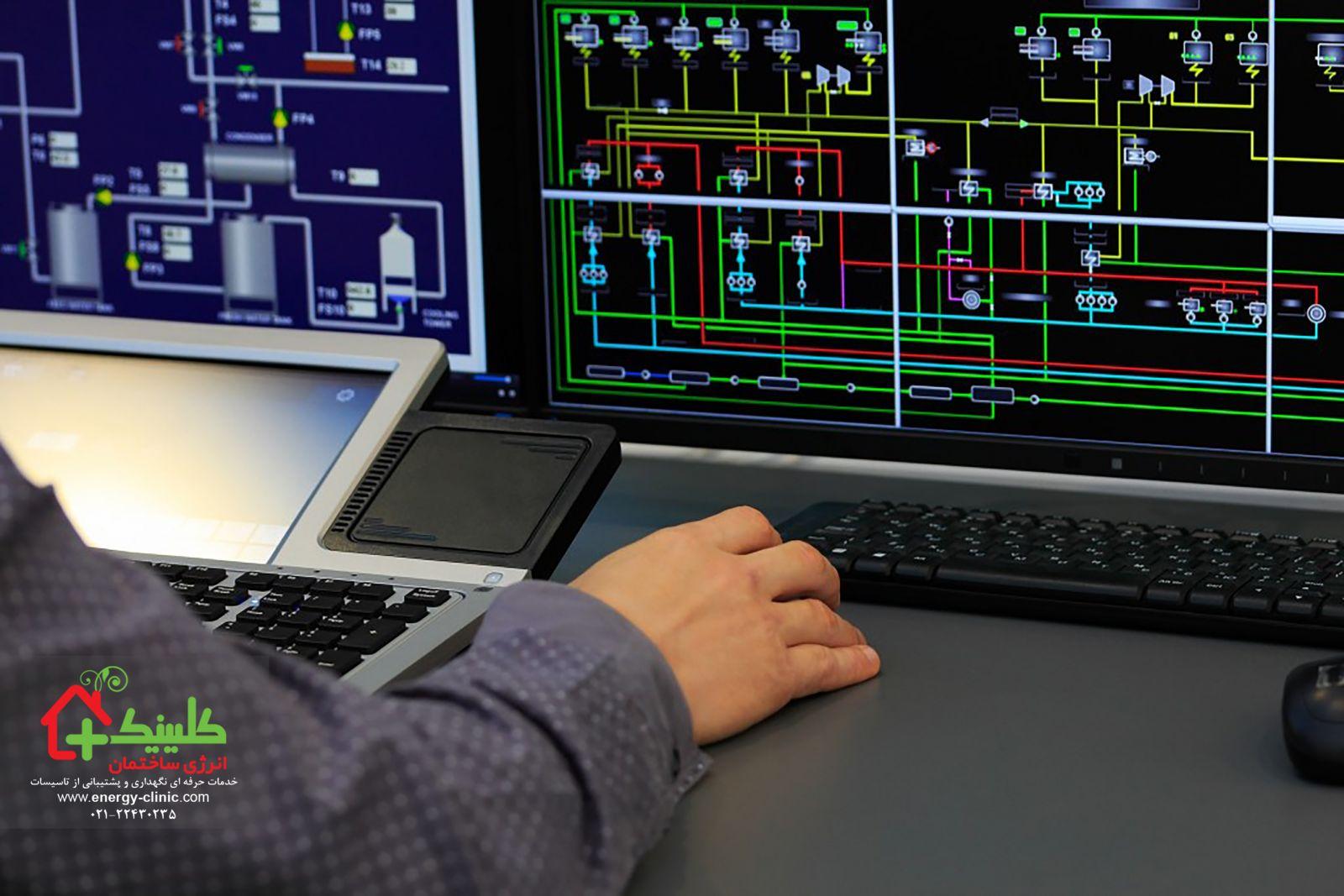 بهینه سازی مصرف انرژی سیستم های مدیریت ساختمان