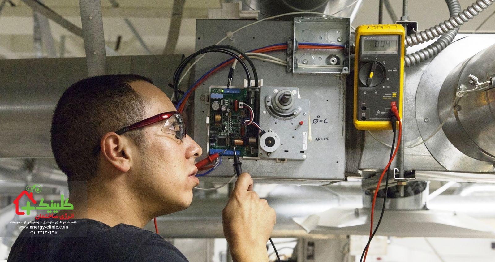 جایگزینی و ارتقا سیستم های مدیریت ساختمان