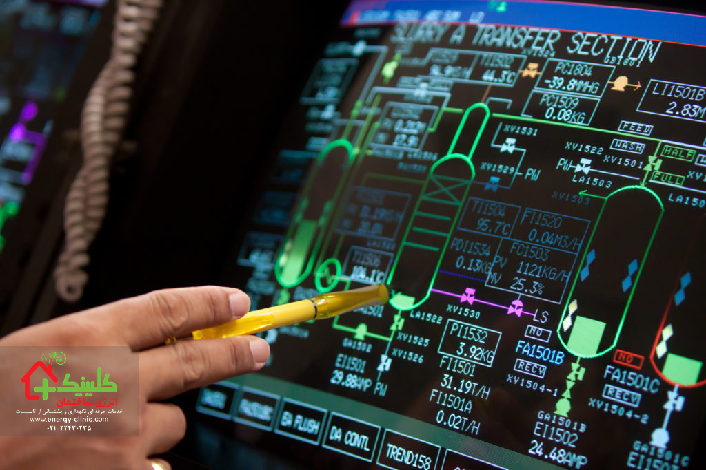 بهینه سازی مصرف سیستم های مدیریت ساختمان