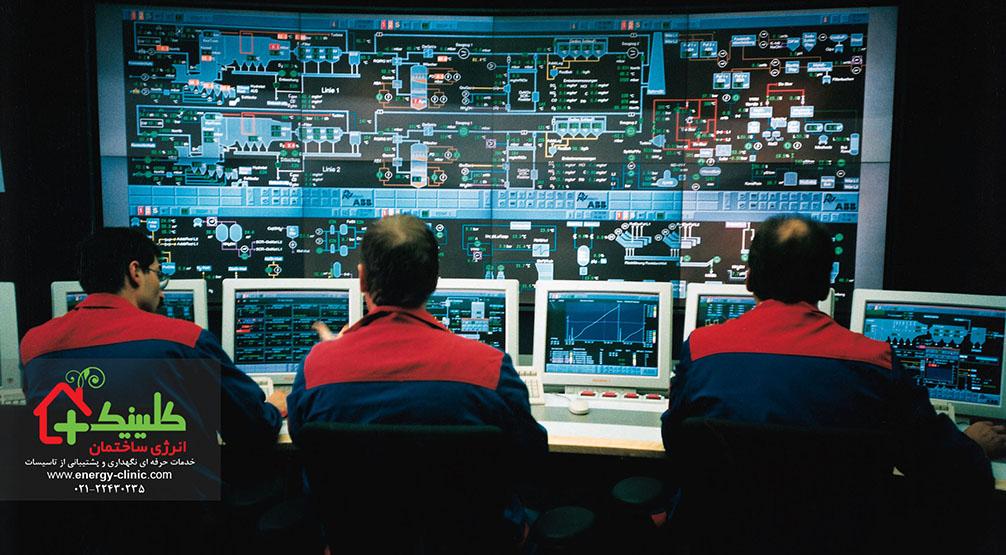 پشتیبانی و نگهداری سیستمهای مدیریت ساختمان
