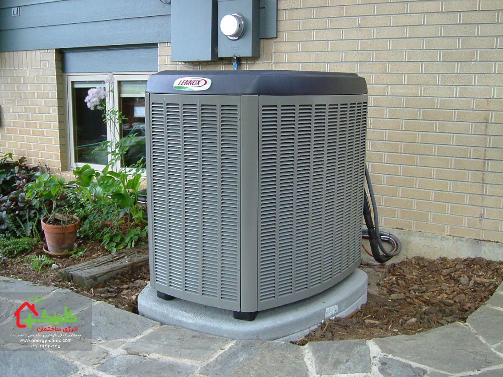 بهینه سازی مصرف سیستم های پکیج سرمایشی و گرمایشی