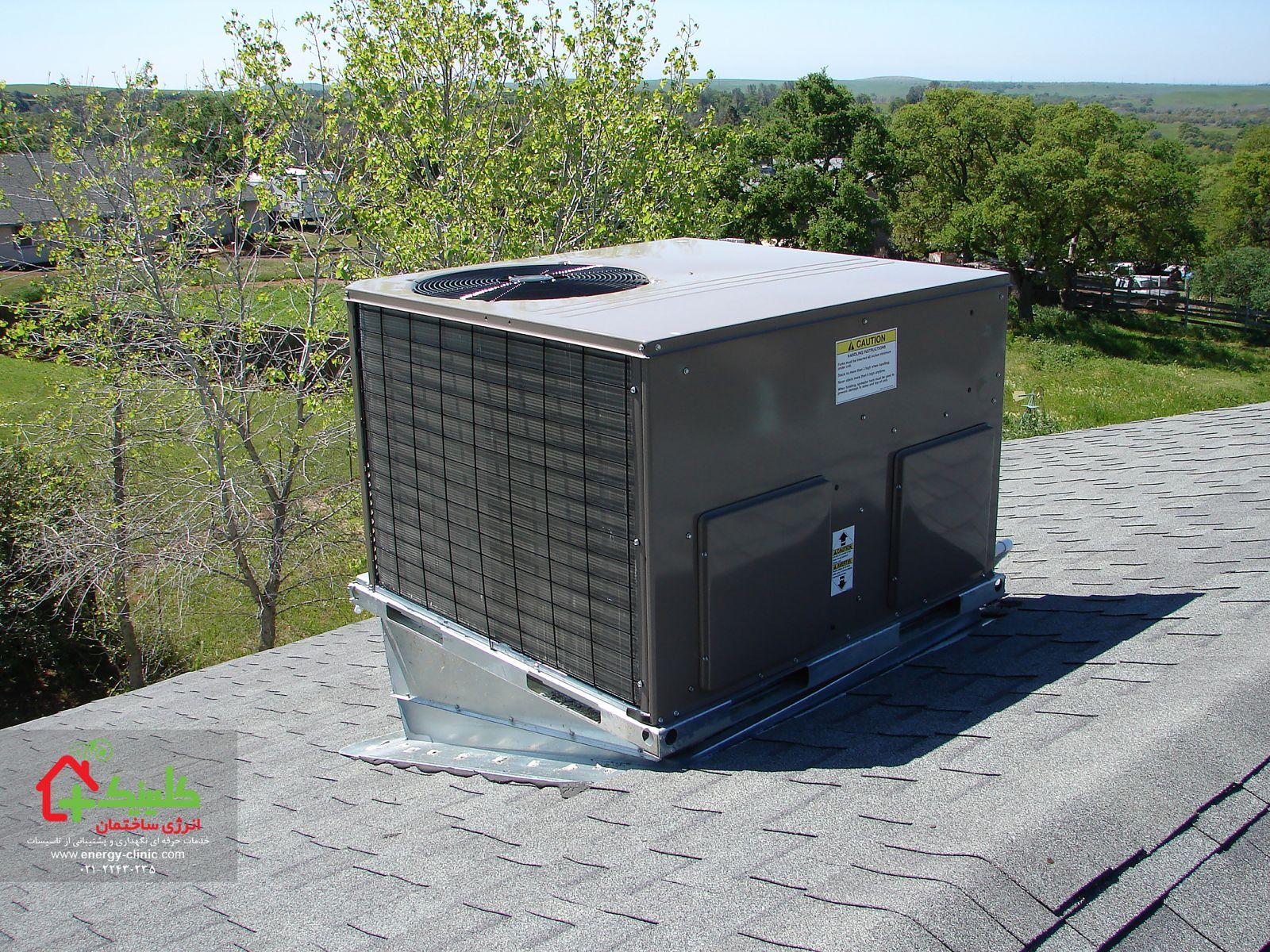 تعمیر و نگهداری سیستم های پکیج سرمایشی و گرمایشی