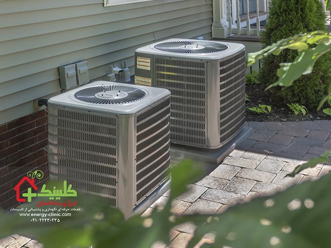اهمیت نگهداری پیشگیرانه سیستم پکیج سرمایشی و گرمایشی