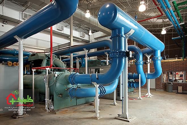 افزایش کارایی سیستم تاسیسات ساختمان با نگهداری صحیح
