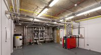 سیستم گرمایش مرکزی ساختمان