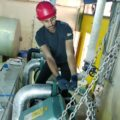 تعمیر تاسیسات ساختمان