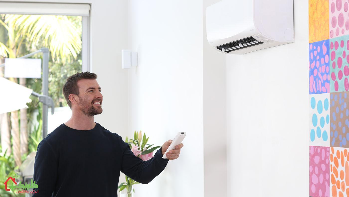 حفظ دمای مناسب خانه