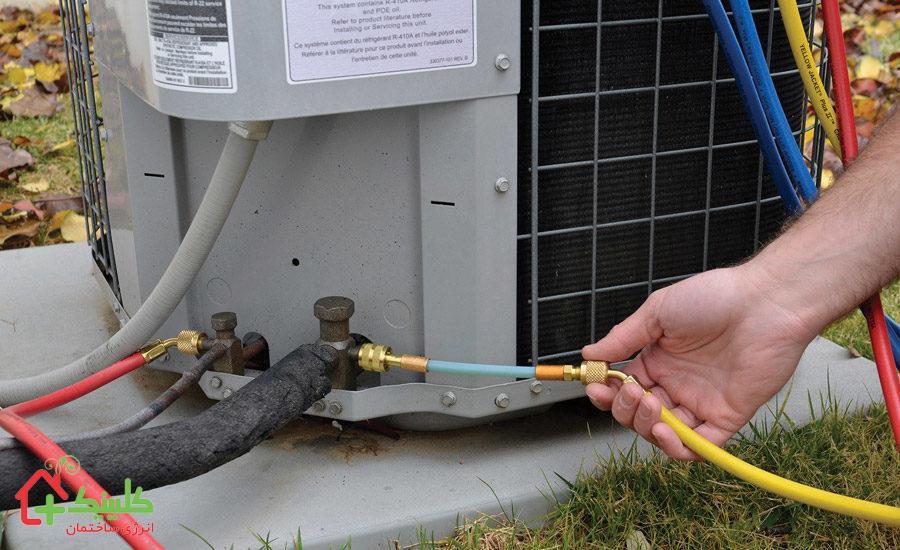 نشتی گاز کولرگازی و روشهایی برای تشخیص و جلوگیری از آن